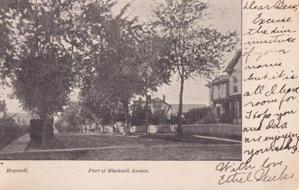 Broad East-014-1904-pc-ss Blackwell north-Fine undiv-MZ