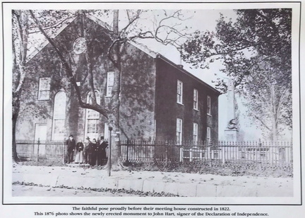 Broad West-046-1876-ph-Old Baptist Meeting Church-HVHS Cal1987 11