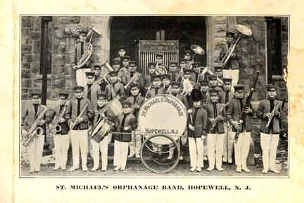 Hopewell Princeton-130-1942-pc-St Michaels Band a-WF 165a