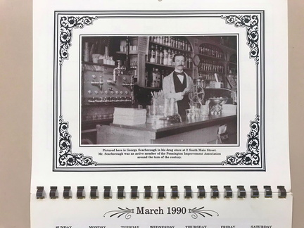 Main South-003-1900-ph-Scarborough Drug Store-HVHS Cal1990 03