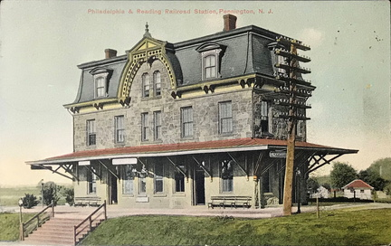 Railroad-016 018-19xx-pc-PR RR Station-Atchley Stover color-SC 198