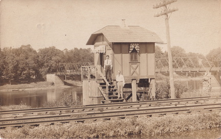 Zz Wash Cross-xxx-1909-pc-RR Station Canal-rp-SC 166