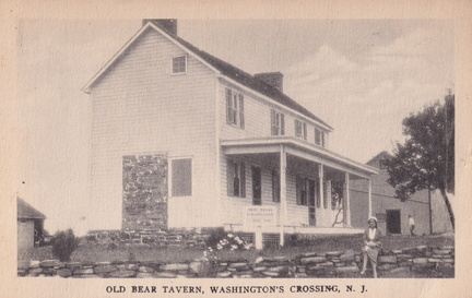 Zz Wash Cross-xxx-19xx-pc-Old Bear Tavern-Artvue-SC 157